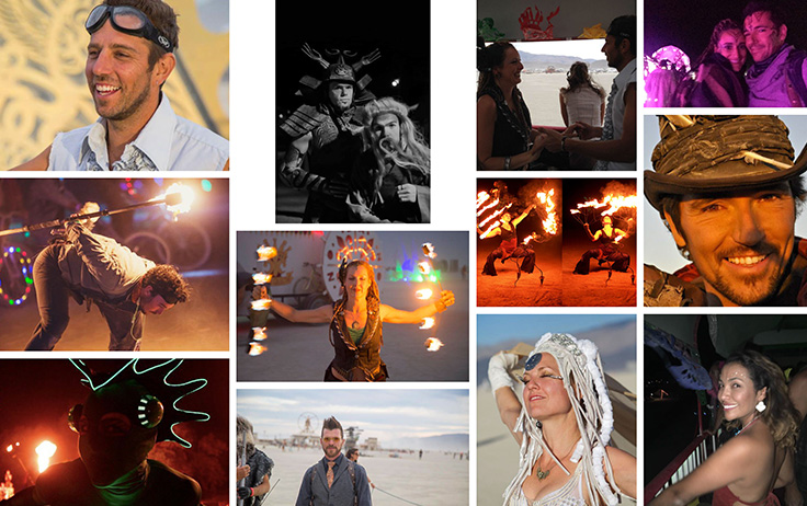 Celebrating Burning Man: Where it all began for the Emerald Village